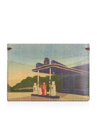 Paul Smith - Multicolor Petrol Station Card Holder for Men - Lyst