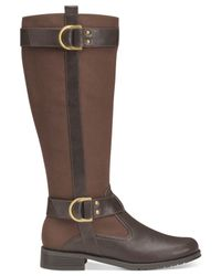 Aerosoles - Brown Ride Line Tall Boots - Lyst