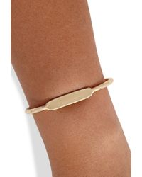 Forever 21 - Metallic Plated Wrist Cuff - Lyst
