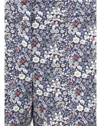 J.Crew - Multicolor Junes Meadow Liberty Chino Shorts - Lyst