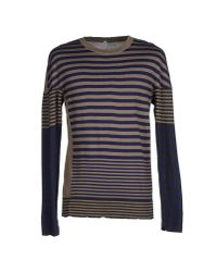 Aimo Richly - Blue Sweater for Men - Lyst