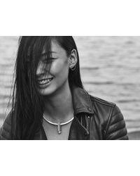 Jenny Bird | Metallic Slant Ear Cuff | Lyst