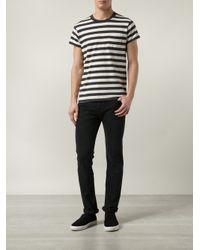Levi's - Black 'tack' Slim Fit Jeans for Men - Lyst