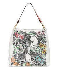 Giancarlo Petriglia - Multicolor Richard Gray Limited Edition Leather Bag - Lyst
