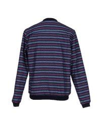 Libertine-Libertine - Blue Jacket for Men - Lyst