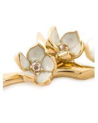 Shaun Leane - Metallic 'Cherry Blossom' Topaz Earrings - Lyst