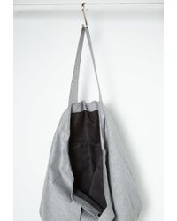 Forever 21 | Gray Classic Oversized Tote | Lyst
