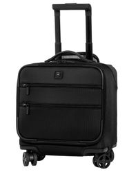 Victorinox | Black Closeout! 50% Off Victorinox Lexicon Spinner Boarding Bag for Men | Lyst