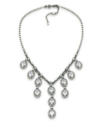 Carolee | Metallic Phantom Statement Necklace | Lyst