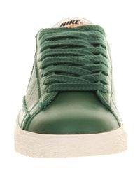 Nike Green Blazer Low Vintage for men