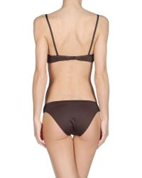Annaclub by La Perla | Brown Bikini | Lyst