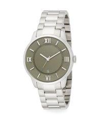 Ted Baker | Metallic Stainless Steel Bracelet Watch | Lyst