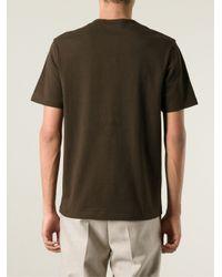 Acne Studios - Brown 'Eddy' T-Shirt for Men - Lyst