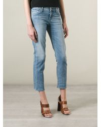 Citizens of Humanity - Blue 'Echo' Jeans - Lyst