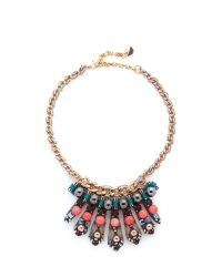 Nocturne | Multicolor Dee Necklace | Lyst