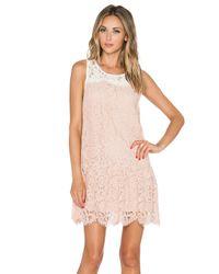 Essentiel Antwerp - Pink Kason Dress - Lyst