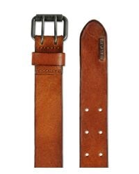 Napapijri | Brown Belt for Men | Lyst