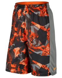 Nike | Orange Kobe Elite Dri-fit Basketball Shorts for Men | Lyst