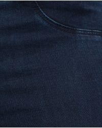 Zara | Blue Stretch Jeggings | Lyst