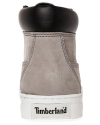 Timberland - Gray The Earthkeepers Newmarket 20 Cup Chukka Boot for Men - Lyst