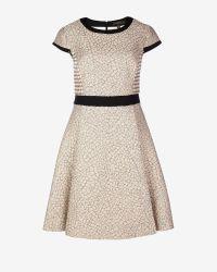 Ted Baker | Multicolor Pocket Detail Skirt Dress | Lyst