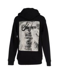Stussy - Black Sweatshirt for Men - Lyst