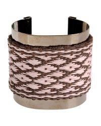 Max Mara - Pink Bracelet - Lyst