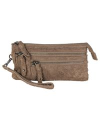 Latico - Brown Huntly Wristlet - Lyst