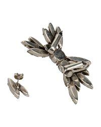 Ryan Storer | Metallic Earrings | Lyst
