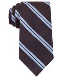 Michael Kors | Brown Michael Double Trouble Tie for Men | Lyst