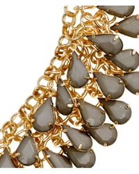 H&M - Metallic Necklace With Pendants - Lyst