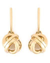Lara Bohinc | Metallic 'planetaria' Earrings | Lyst