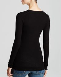 Theory - Black Sweater - Orhila Cardigan - Lyst