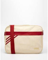 Adidas Originals | Red Retro Messenger Bag for Men | Lyst