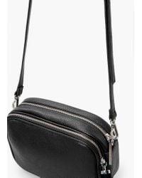 Mango - Black Cross-body Small Bag - Lyst