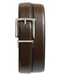 Cole Haan - Brown Reversible Belt for Men - Lyst