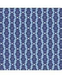 Turnbull & Asser - Floral Medal Tonal Blue Silk Pocket Square for Men - Lyst