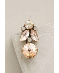 Anthropologie - Metallic Sparked Sunset Drops - Lyst