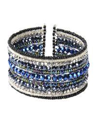 Nakamol - Blue Bracelet - Lyst