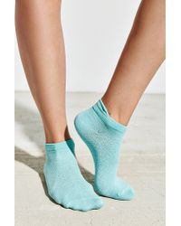 Urban Outfitters - Blue Textured Geometric Sock Multi-pack - Lyst