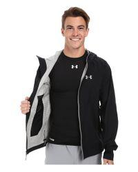 Under Armour - Black Ua Armour® Stretch Jacket for Men - Lyst