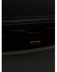 Dolce & Gabbana - Black Small 'Sicily' Tote - Lyst