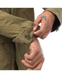 Visvim - Multicolor Pfd Jacket 2.5l Gore-tex In Olive for Men - Lyst
