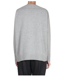 Étoile Isabel Marant - Gray Marly Wool And Cashmere Pull - Lyst