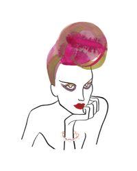 Eddie Borgo | Pink Rose Gold Cone Bracelet | Lyst