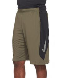 Nike | Green 'hyperspeed Knit' Dri-fit Athletic Shorts for Men | Lyst