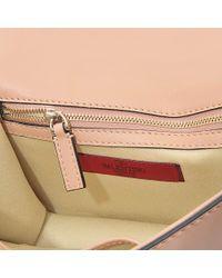 Valentino - Pink Small Lock Shoulder Bag - Lyst