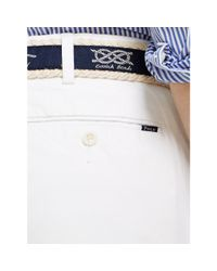 Polo Ralph Lauren | White Classic-fit Pima Chino for Men | Lyst