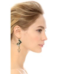 Lulu Frost - Ravenna Earrings - Blue Multi - Lyst