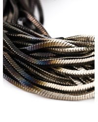 Iosselliani | Metallic Shaded Bracelet | Lyst